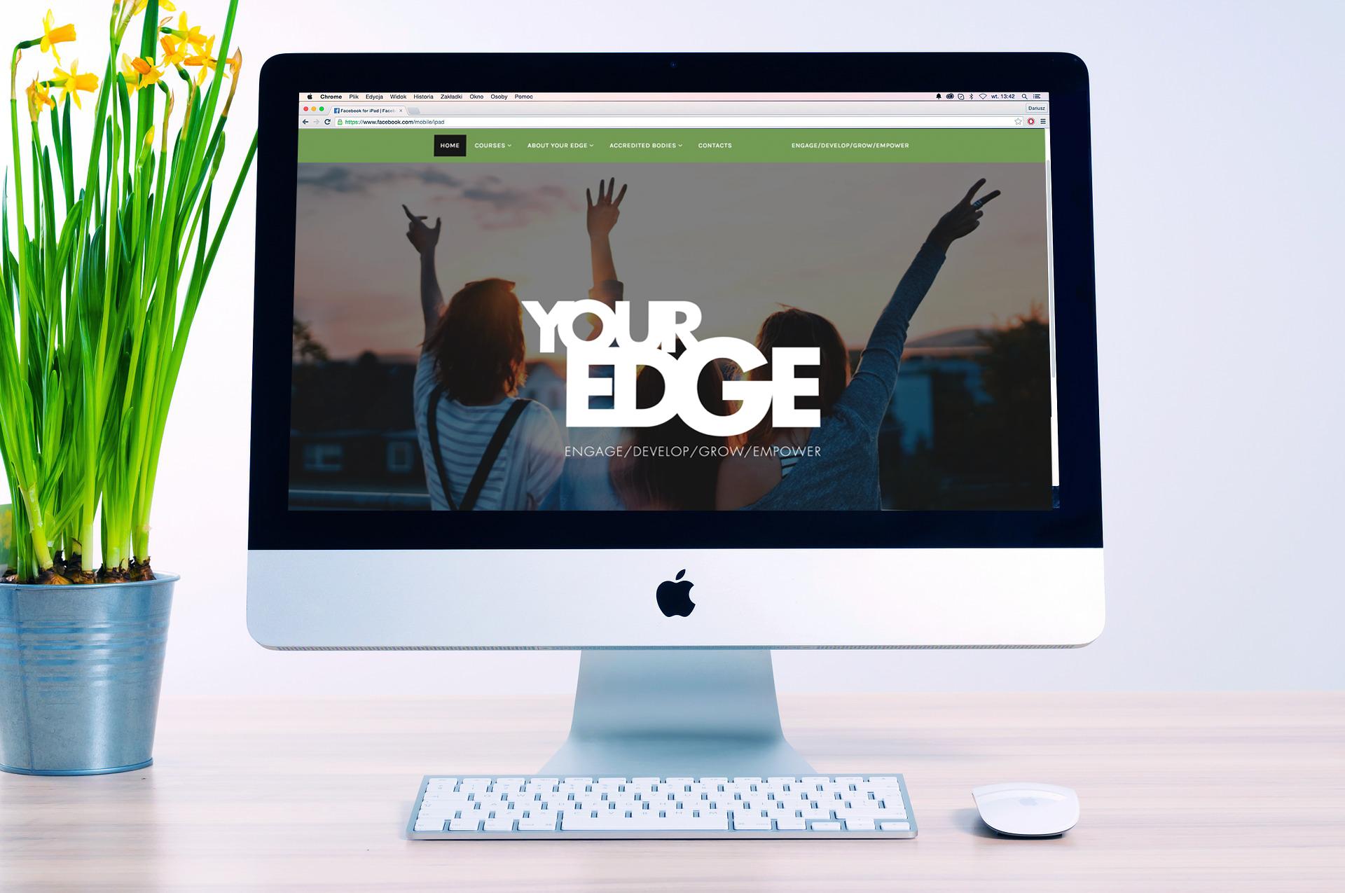 Your Edge Website Design Liverpool